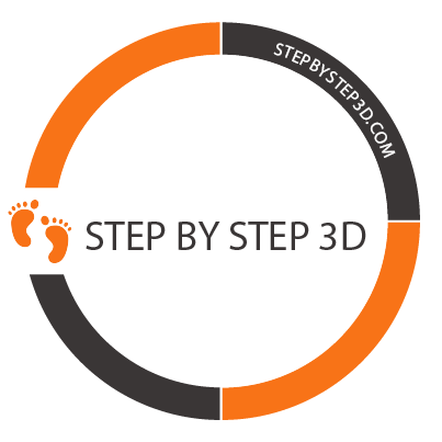 STEP BY STEP 3D